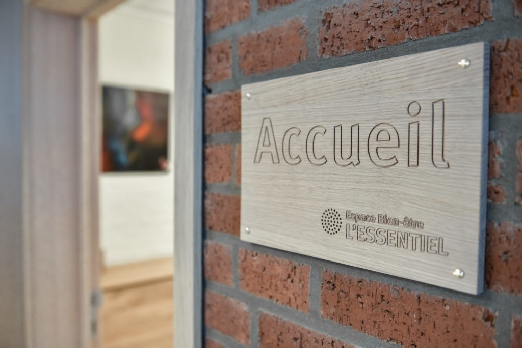Inauguration Espace Bien Etre - Accueil