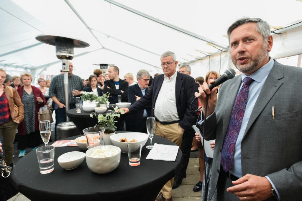 Inauguration Espace Bien Etre - Discours