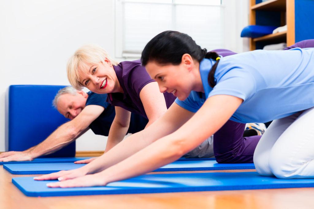 Gymnastique posturale